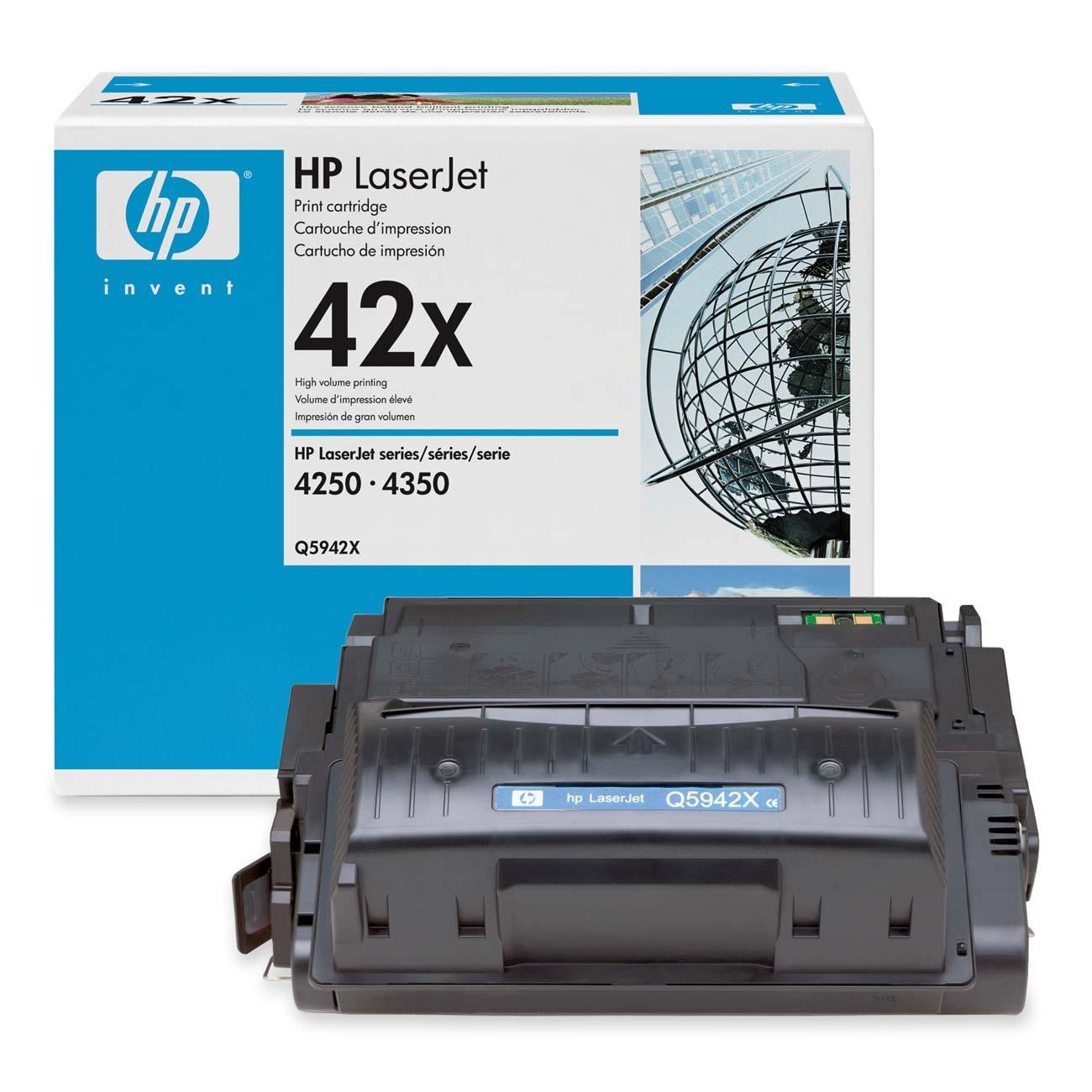 Hp 678 Black Ink Catridge Cz107aa Original Q5942x 42x Toner For Laser Printer Portable Engineering